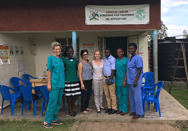 The Cervical Screening Project